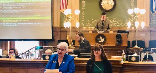 Promises Made. Promises Kept: A Colorado Legislative Wrap-Up