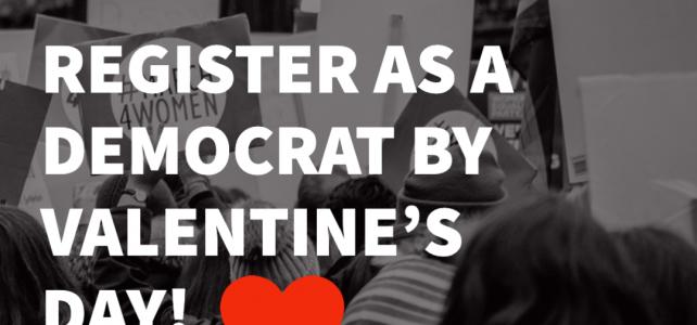 Deadline: Register as a Democrat to participate in caucus