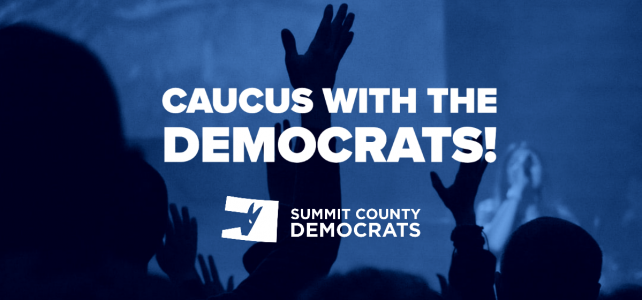 County Democratic Caucus
