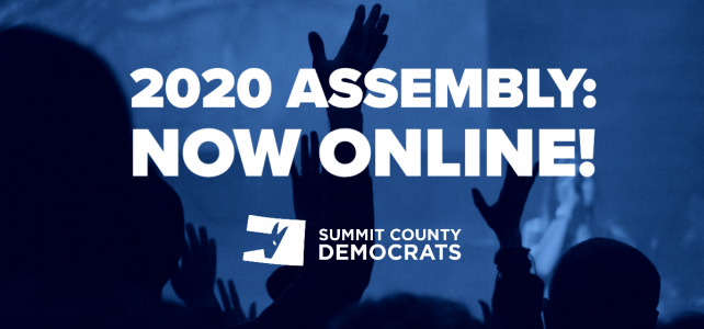 County Assembly: Online Event