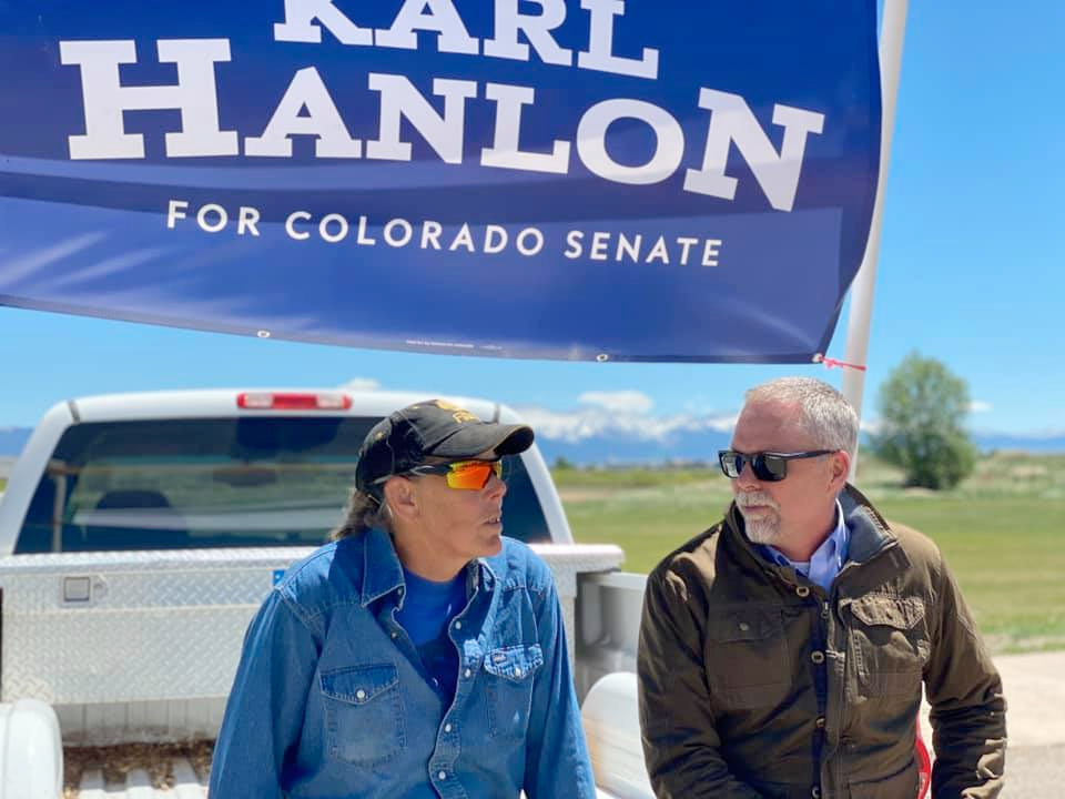 Karl Hanlon for Colorado Senate