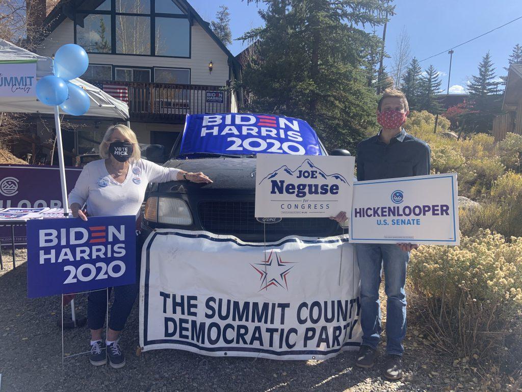 Summit Town Hall with Joe Neguse